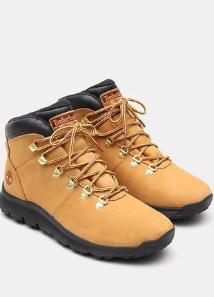 Черевики Timberland World Hiker Leather