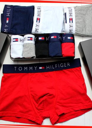 Трусы Tommy Hilfiger(набор 5 шт)