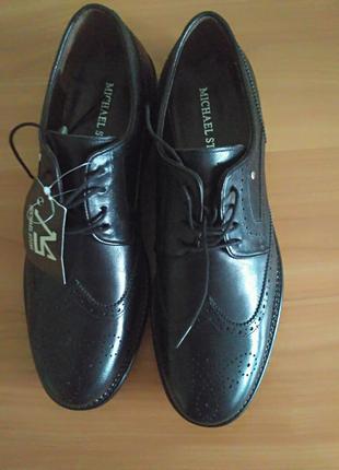 Итальянская обувь Michael Stone