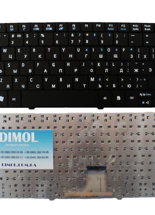 Клавиатура для ноутбука Acer Aspire 1420 series, rus, black