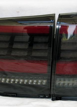 Фонари Toyota Land Cruiser 200 (16+) тюнинг Led оптика