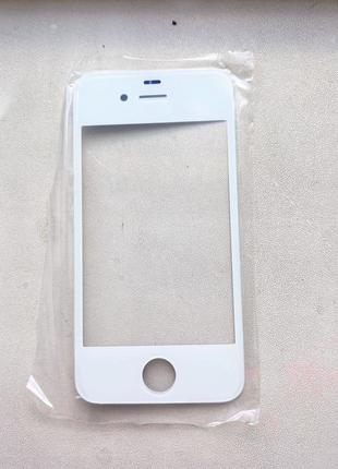 Скло сенсор для Iphone 4S