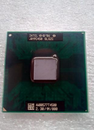 Процессор Intel Pentium T4500