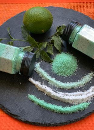 Крафтовая морская соль
