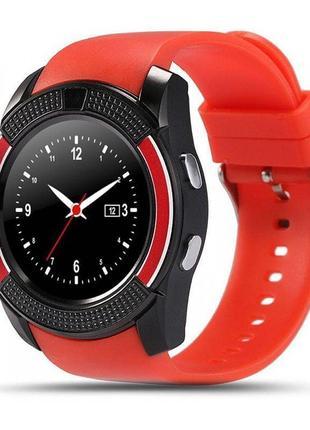 Смарт-часы UWatch V8 Red #I/S  Бренд: UWatch