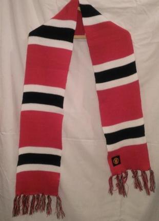 Очень классный зимний шарф