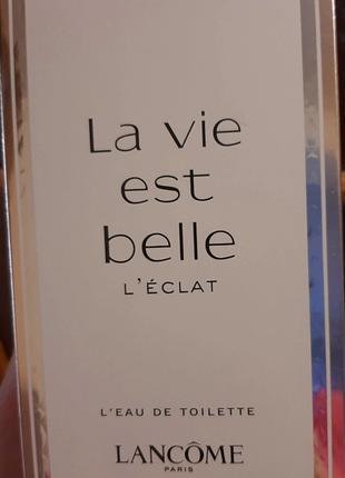 Парфюм Lancome La Vie Est Belle,100ml.