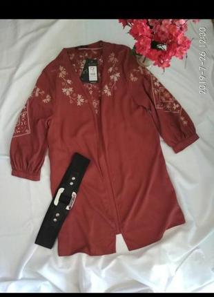 Кардиган, накидка, рубашка