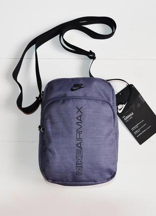 Сумка мессенджер nike air max оригинал новый с биркой сумка че...