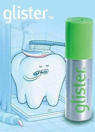 Спрей-освежитель полости рта Glister