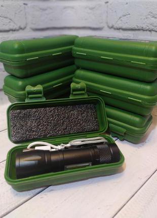Фонарик Мини карманный USB-аккумулятор светодиод