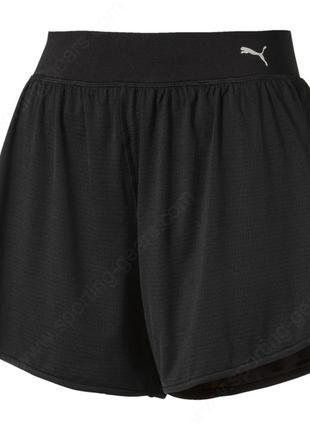 Топовые шорты pumaen pointe long shorts.