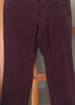 Немецкие велюровые джинсы boxleys 58-60