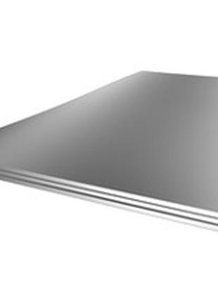 Лист н/ж AISI 304 0,4х1000х2000 мм BA+PVC (04Х18Н9)