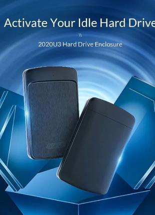 """Внешний карман ORICO, корпус HDD/SSD 2.5"""" SATA 3.0 USB 3.0"""