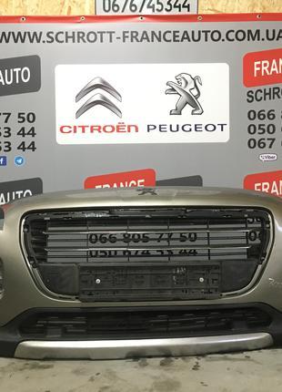 Бампер Пежо 3008-5008 Peugeot 3008-5008
