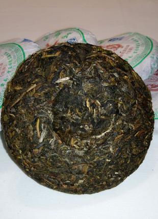 Китайский чай шэн пуэр