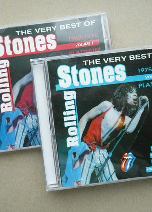 """CD """"The Rolling Stones Platinum"""""""