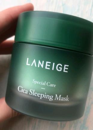 Новая ночная маска для лица 60 мл Laneige