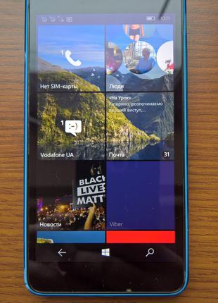 Смартфон Microsoft Lumia 640 DualSim 3G