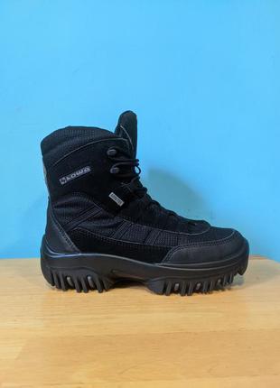 Ботинки непромокаемые lowa trident gtx lady, gore-tex