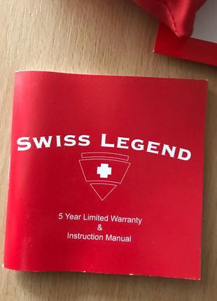 Часы Swiss Legend Commander