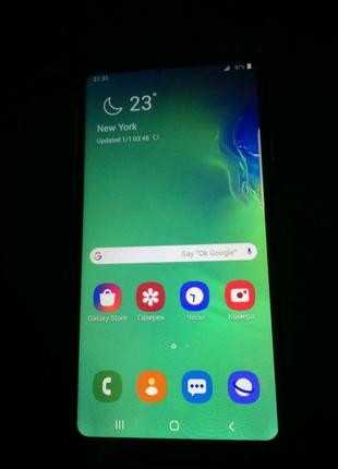 Продам смартфон Samsung Galaxy S10+