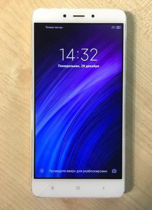 Смартфон Xiaomi Redmi Note 4 (05981) Уценка