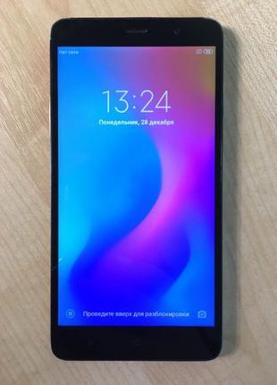 Смартфон Xiaomi Redmi Note 3 32 Gb (04027) Уценка