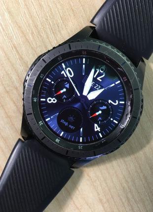Смарт-часы Samsung Galaxy Gear S3 (R5AHc0C5YZV) Уценка