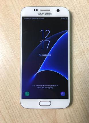 Смартфон Samsung Galaxy S7 G930F (34176) Уценка