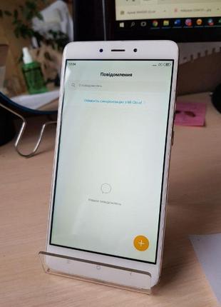 Смартфон Xiaomi Redmi Note 4 32 Gb (76699) Уценка