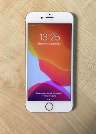 Смартфон Apple iPhone 6S 128 GB (30750)