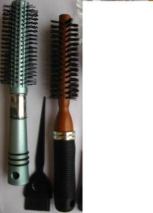 Для волос расчёска, щётка, кисточка для краски, для бальзама