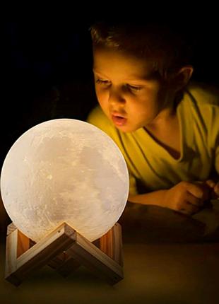 Луна ночник светильник проектор новый не дорого качественный
