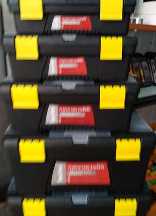 Матрешка набор пластиковых ящиков из 7 предметов качественный нов