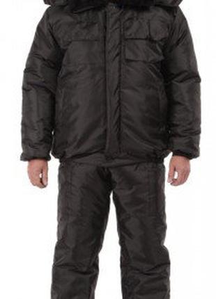 Полукомбинезон с курткой утепленные