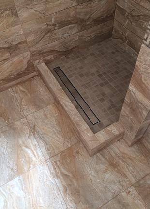 Плиточник.плиточные работы.плитка,природный и декоративный камень