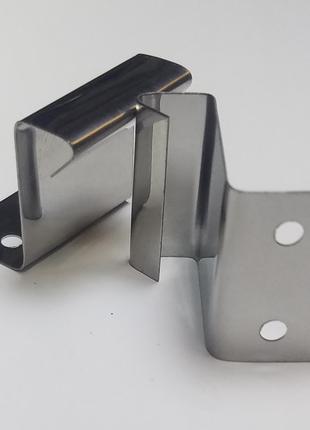 Кляммер неподвижный нерж. сталь - в наличии.