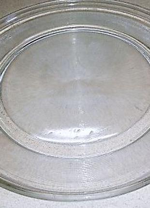 Тарелка микроволновки Блюдо из термостойкого стекла