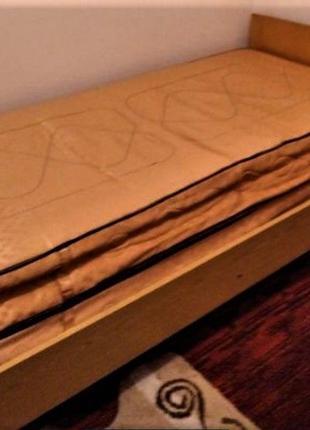 Кровать с пружинным матрасом 2 шт Доставка
