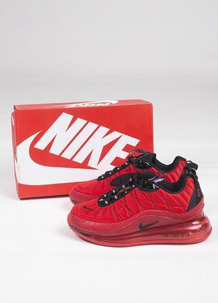 Кроссовки красные nike air max mx-720-818