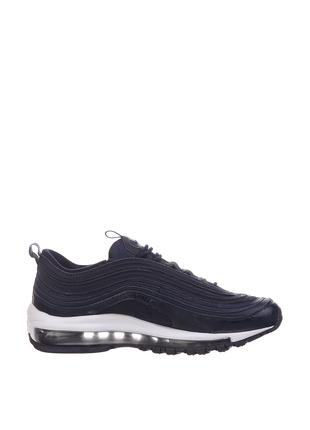 Темно-синие кроссовки Nike
