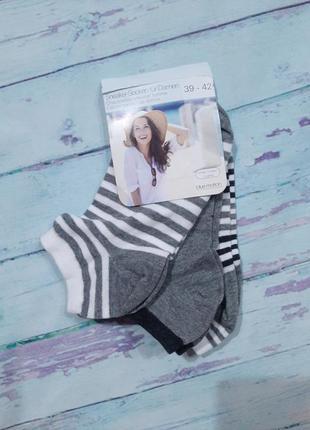 Набор носков женских укороченых