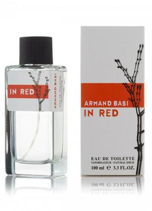 Armand basi in red (ж)
