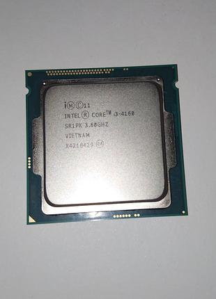 Процессор Intel i3-4160 3.6GHz/3MB LGA 1150 S1150 BOX