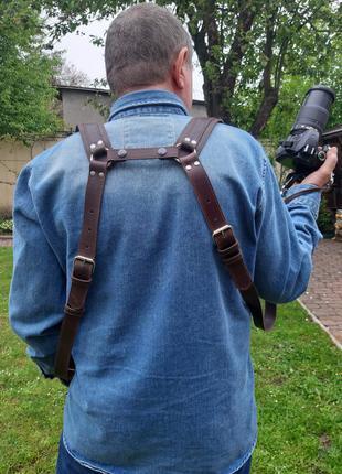 Розгрузка для двох фотоапаратів