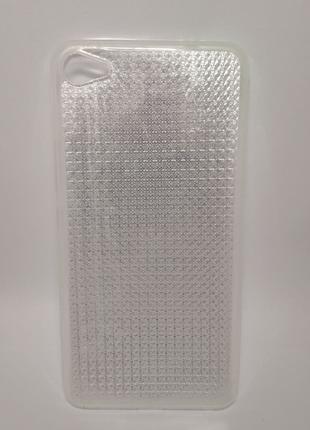 Задня накладка Meizu U20 Shine біла