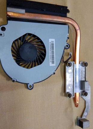 Acer Aspire E1-521 система охлаждения