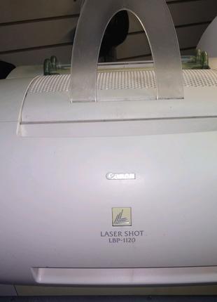 Принтер лазерный Canon Laser Shot LBP-1120